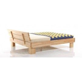 Łóżko do sypialni z drewna bukowego Kodo 2