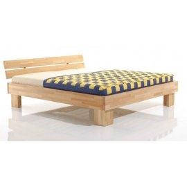 Łóżko do sypialni z litego drewna - Kodo 2