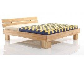 Kodo 2 - Łóżko do sypialni z litego drewna