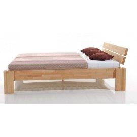 Bukowe łóżko do sypialni Kodo 3
