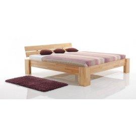 Łóżko z naturalnego drewna Kodo 3