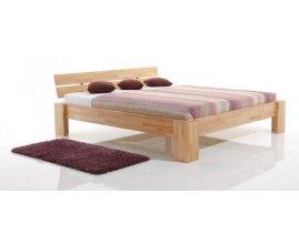 Kodo 3 - Łóżko z naturalnego drewna