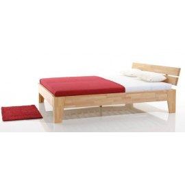 Łóżko do sypialni z drewna Kodo 1