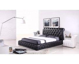 Pikowane łóżko Mito