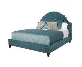 Stylizowane tapicerowane łóżko Lidia