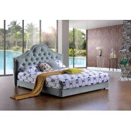Łóżko tapicerowane angielskie Dalia
