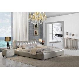 Łóżko tapicerowane Mika