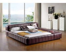 Nowoczesne niskie łóżko - Nadi