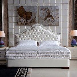 Łóżko Opera pikowane