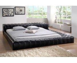 Niskie łóżko tapicerowane Eliza