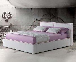 Łóżko z lamówką Twist