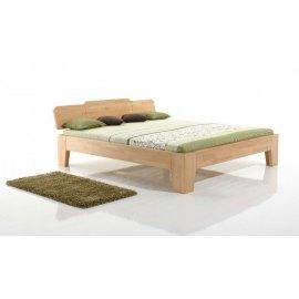 łóżko drewniane nowoczesne - Yes 2
