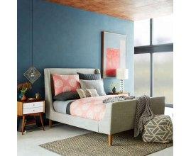Łóżko do sypialni stylowe - Seul
