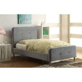 Łóżko tapicerowane Pori