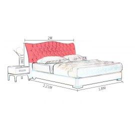 Wymiary łóżka
