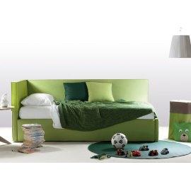 Młodzieżowe łóżko tapicerowane Somero 2