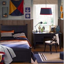 Norton łóżko i biurko do pokoju młodzieżowego