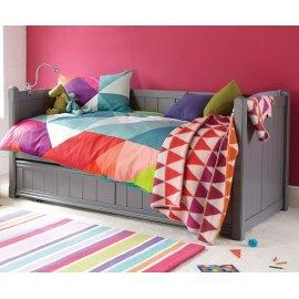 Sibo - łóżko dla dziecka z szufladą do spania