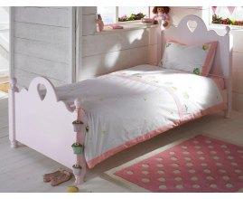 Santana - różowe łóżko dla dziewczynki