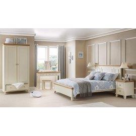 Meble do sypialni w stylu angielskim Gotland