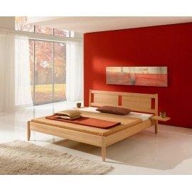Łóżko z drewna do sypialni - Poter