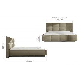 Wymiary łóżka Armado