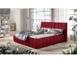 Łóżko tapicerowane z szufladą Seweryn