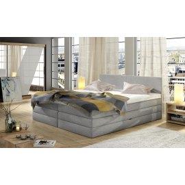 Łóżko kontynentalne Poprad z pojemnikiem
