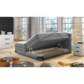 Łóżko Sandor z pojemnikiem