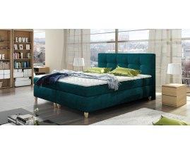 Łóżko kontynentalne Mosso