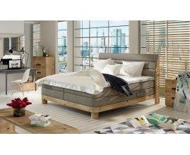 Łóżko kontynentalne Laura