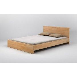 Łóżka z litego drewna bukowego