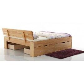 Łóżko z szufladami Pallad