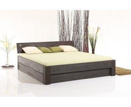 Zorba - solidne łóżko drewniane