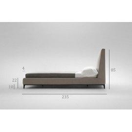 Wymiary łóżka Siena