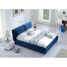 wymiary łóżka Niwa