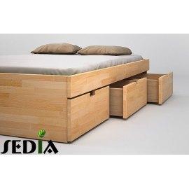 Łóżko Turkus