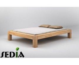 Baryt - Łoże drewniane do sypialni