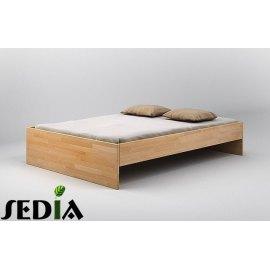 Łóżko drewniane do sypialni - Agat