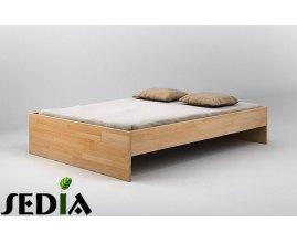 Agat - Łóżko drewniane do sypialni