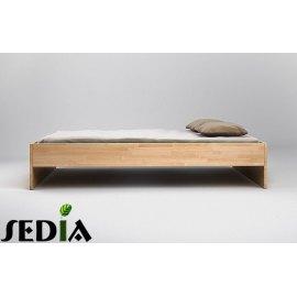 łóżko drewniane 180x200 Agat