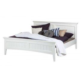 Łóżko w stylu angielskim 160 x 200 cm - West