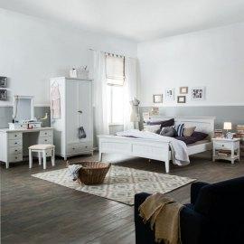 Sypialnia w stylu angielskim - West