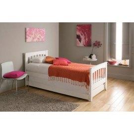 łóżko drewniane Alpina