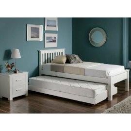łóżko z wysuwaną szufladą do spania - Amara