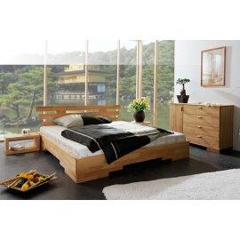 Łóżko bukowe Caro 1