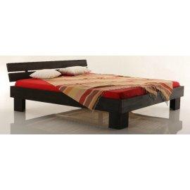 Łóżko bukowe do sypialni