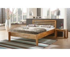 Łóżko dębowe Amo