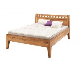 Łóżko do sypialni dębowe Sara