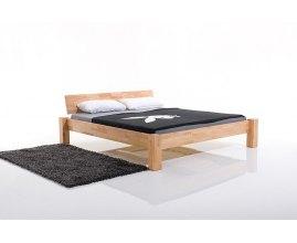 Cliper - Łóżko drewniane bukowe